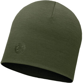 Buff Heavyweight Merino Wool Headwear Regular olive
